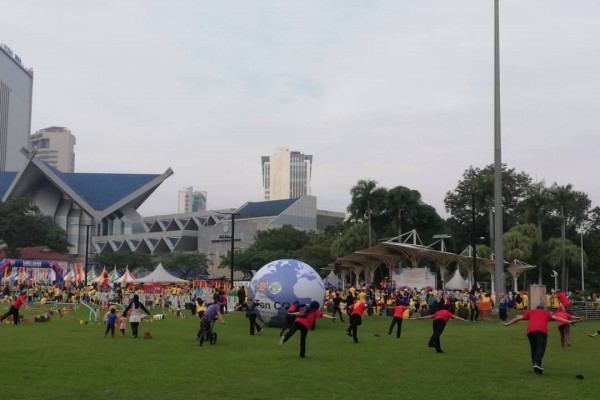 Car free Sunday 9 Feb 2020
